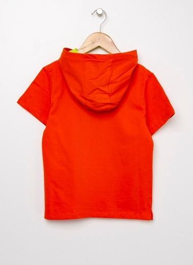 Funky Rocks Sweatshirt Oranj